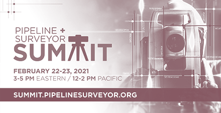Pipeline + Surveyor Summit 2021